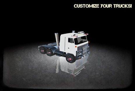 City Truck Driver (Simulator) - náhled