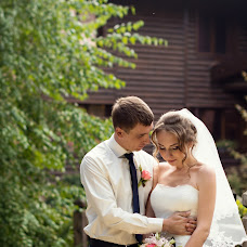 Wedding photographer Oksana Ichalovskaya (ichalovskaya). Photo of 06.11.2016