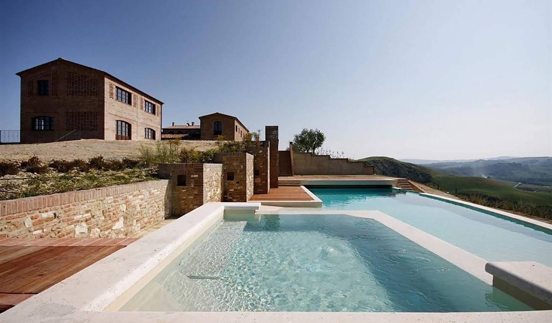 Villa avec jardin Asciano