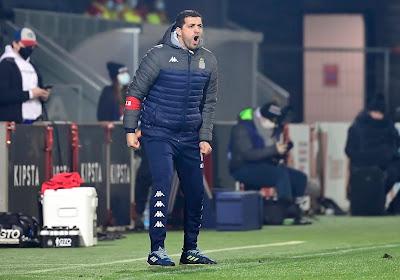 La sélection du Sporting de Charleroi pour la réception de Malines