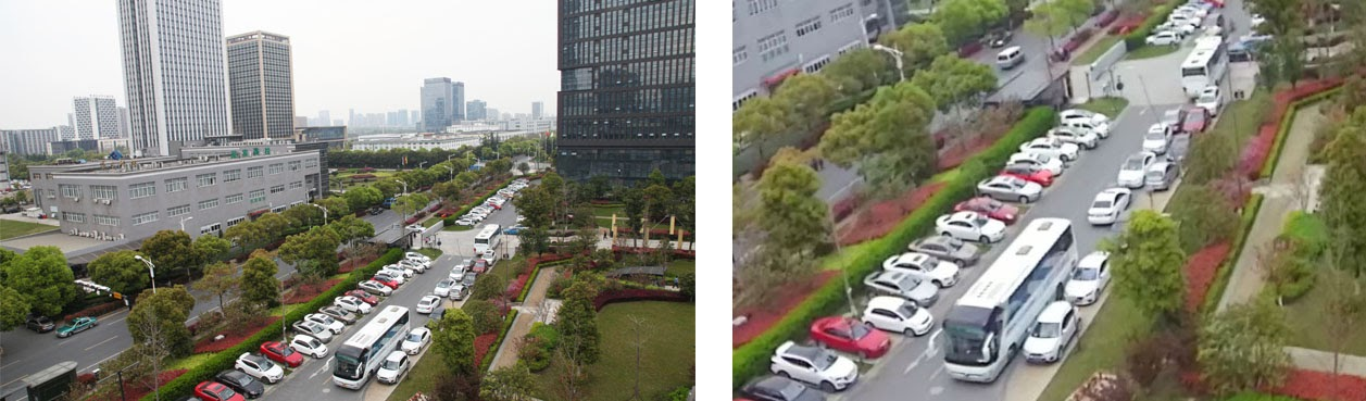 So sánh 4K-HDCVI với 1080P | Camera quan sát Dahua