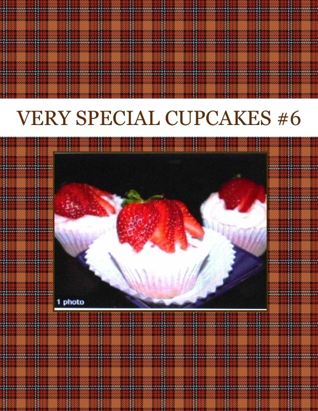 VERY SPECIAL CUPCAKES  #6