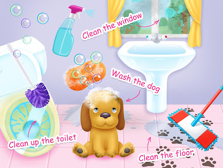 Doll House Cleanup 1.0.11 screenshot 641408