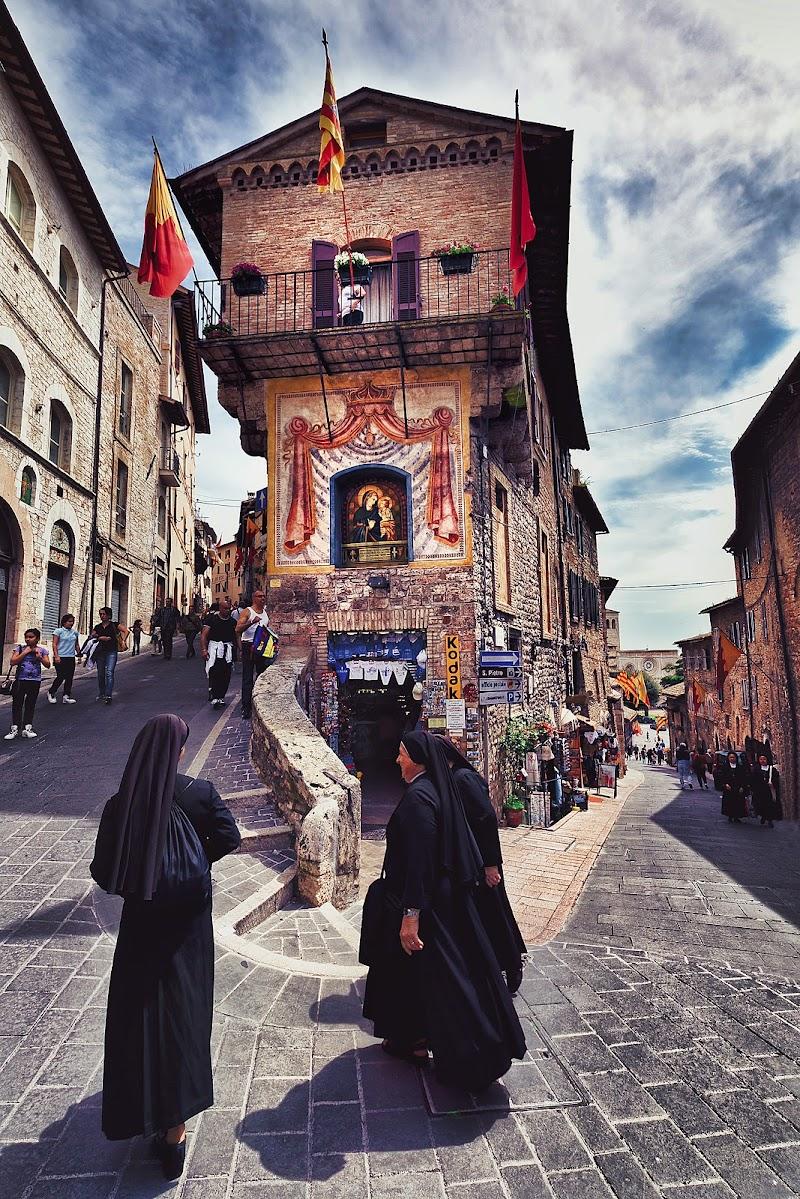 Vita ad Assisi di maurizio_varisco