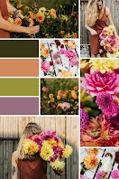 Plants & Flowers Collage - Pinterest Pin item