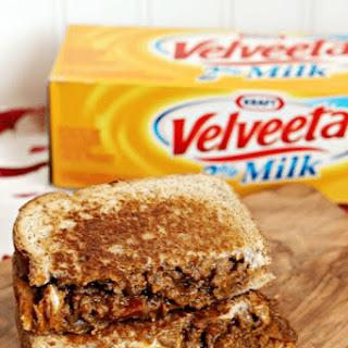 Velveeta Tex Mex Grilled Cheese #VelveetaRecipes.