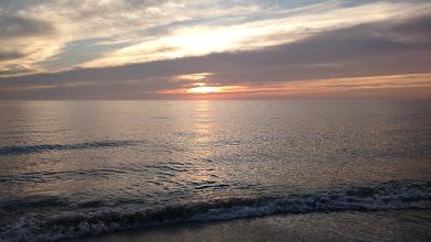 Photo: sunset on the Gulf