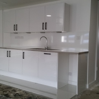 Used White Kitchen