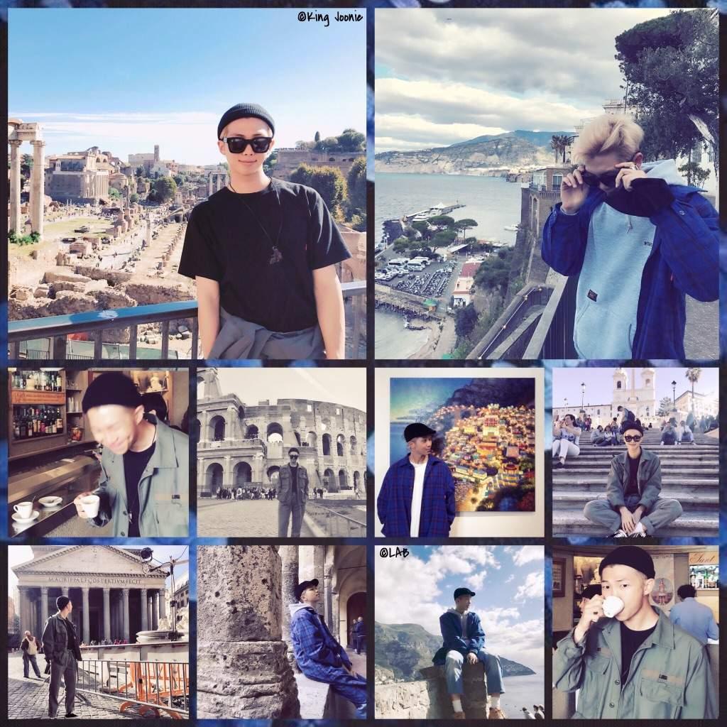 BTS RM Fashion