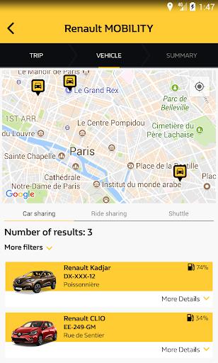 PRO Renault MOBILITY screenshots 2
