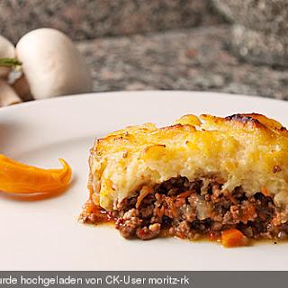 Shepherd's Pie - Variante