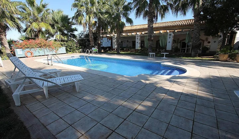 Maison avec piscine Madrid