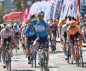 """Cavendish komt op kruissnelheid maar denkt vooral aan ploegmaats: """"Als Jakobsen meesprint, gaat hij zeker winnen"""""""