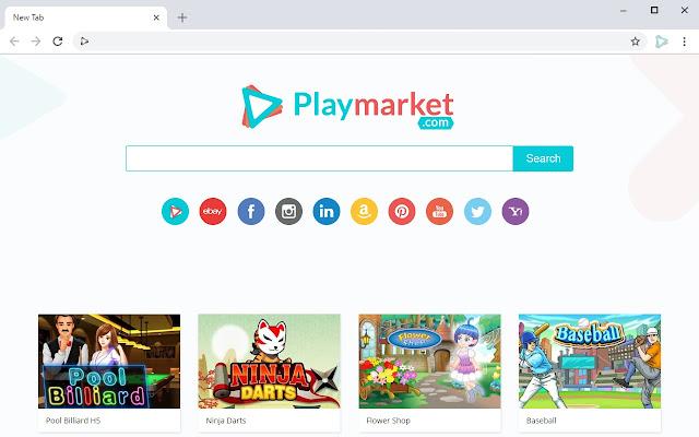 PlayMarket Start