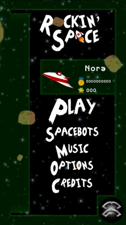 Rockin'Space- screenshot