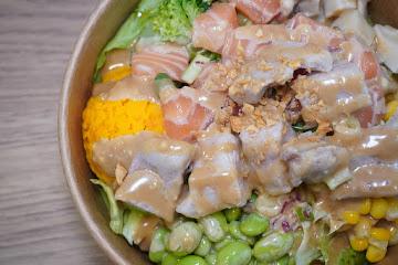 MABO POKE 夏威夷沙拉拌飯