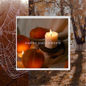 Halloween Glow - Halloween Template