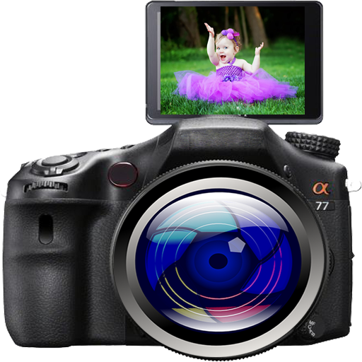 HD Digital Camera Icon