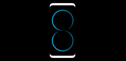 S8 Rounded Corners app (apk) free download for Android/PC/Windows screenshot