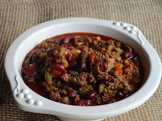 Fireman Bob's Fire House Chili Recipe