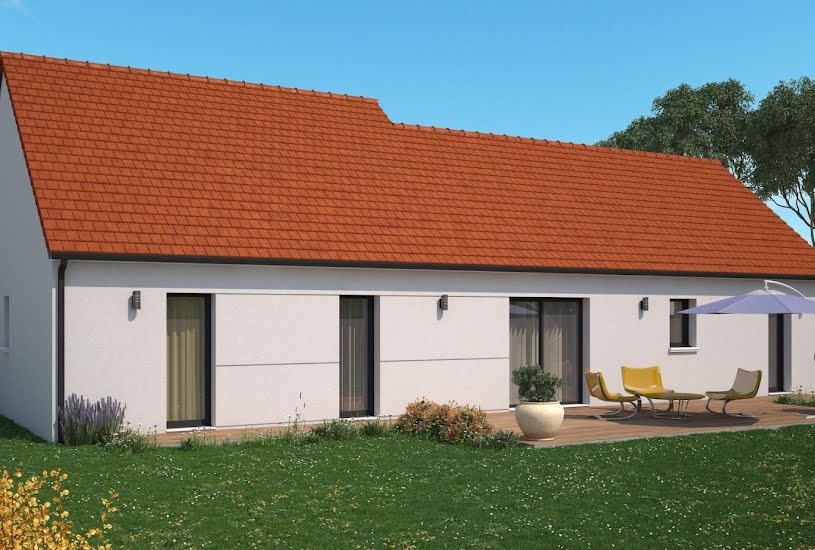 Vente Terrain + Maison - Terrain : 922m² - Maison : 110m² à Sèvres-Anxaumont (86800)