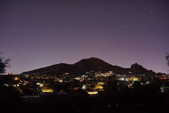 Photo: Evening on the Mountain - Paradise Valley, AZ  I hope everyone had a great time over the holidays so far. I'm looking forward to the New Year! There are so many exciting things happening! I hope you feel the same way.
