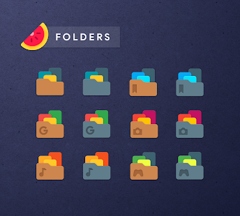 Sliced Icon Pack for PC / Windows 7, 8, 10 / MAC Free Download