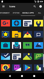 Linex - Icon Pack Screenshot
