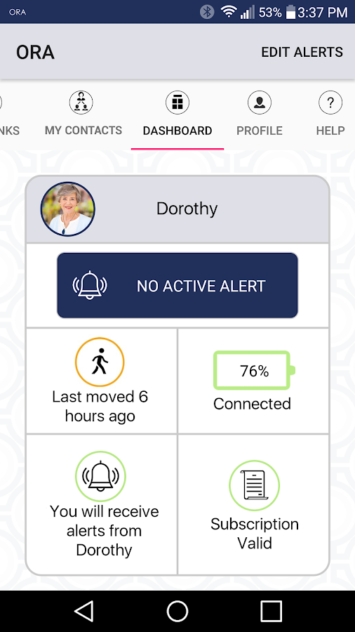ORA - Emergency Safety Alert- screenshot