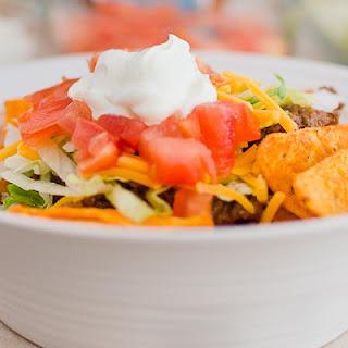 Trashy Taco Salad