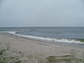 Photo: The Atlantic Ocean is about two blocks from the retreat center.