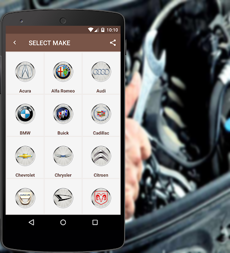 Reset Oil Service Pro screenshot 2