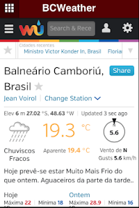 ISCAMBO2 BCWeather screenshot 1