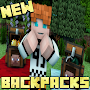 Backpacks Mod For McPE APK icon