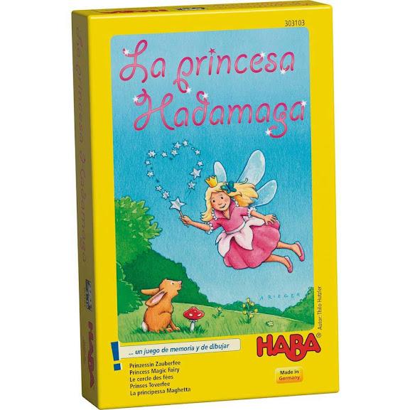HABA® La Princesa Hadamaga