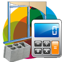 Building calculations icon