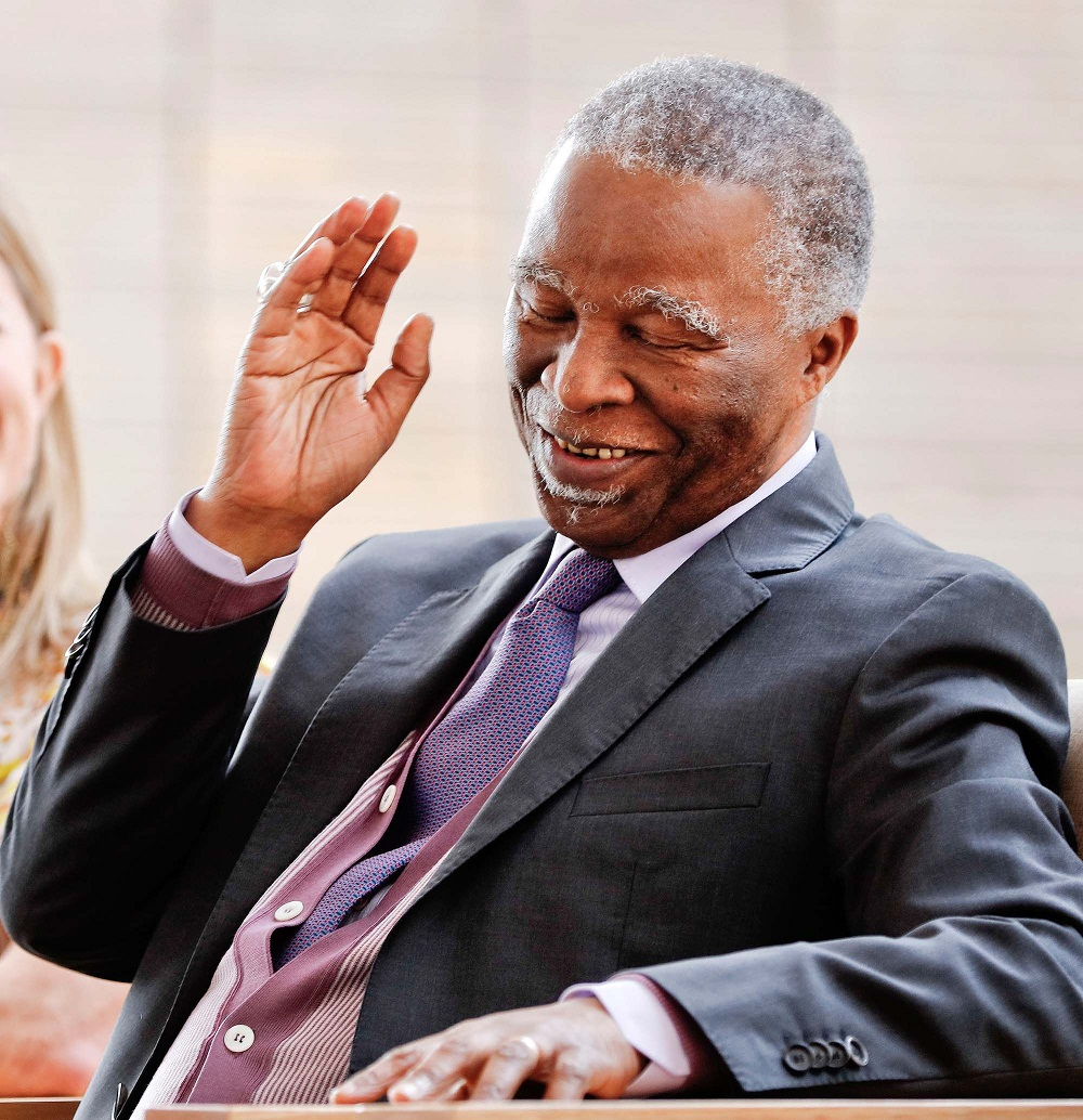 Former president Thabo Mbeki. Picture: SUPPLIED