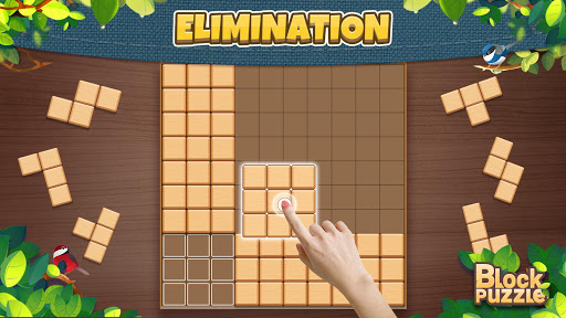 Wood Block Puzzle: Classic wood block puzzle games 1.0.1 screenshots 1