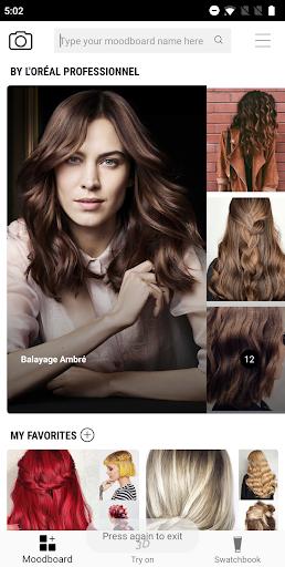 Style My Hair Pro 1.6 screenshots 1