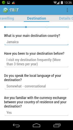 玩免費旅遊APP|下載Travel Risk Assessment Tool app不用錢|硬是要APP