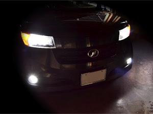 bB QNC21 平成21年式のカスタム事例画像 fcl. (エフシーエル)HID・LEDの専門店さんの2019年01月15日15:49の投稿