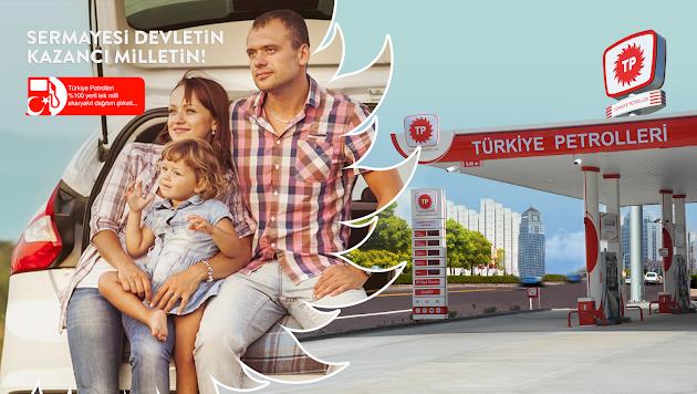 Türkiye Petrolleri GooglePlus  Marka Hayran Sayfası