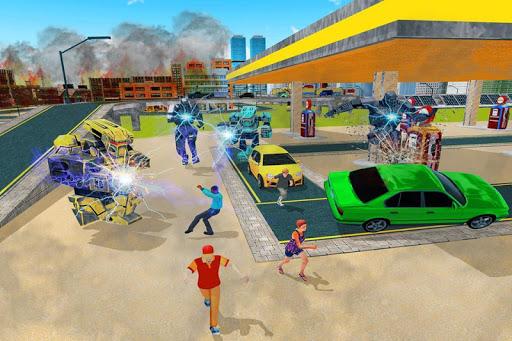 City Robot Battle War Hero for PC