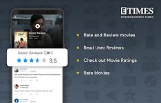 screenshot of ETimes: Bollywood News, Movie Review, Celeb Gossip