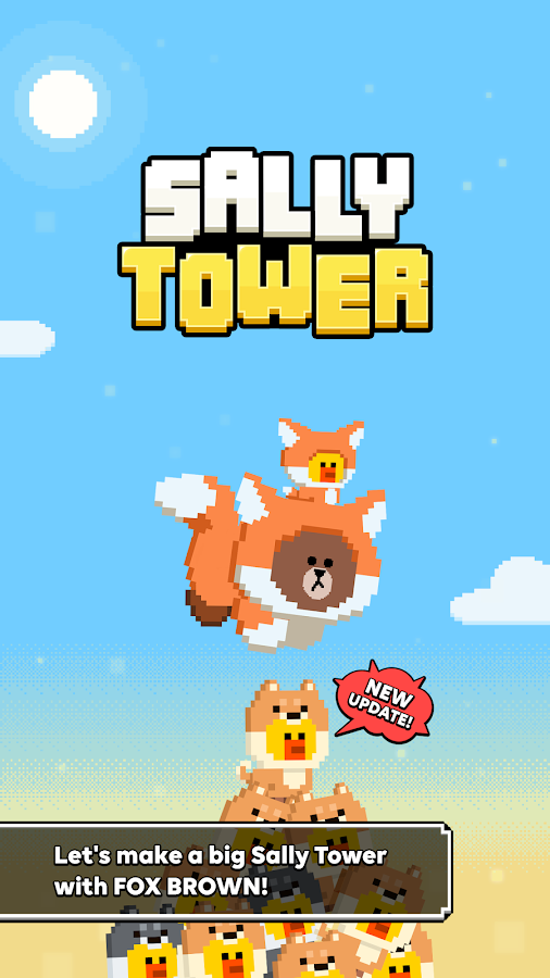 Sally Tower- screenshot