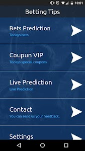 Betting Tips screenshot 1