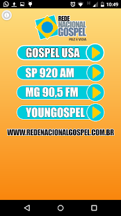 Nacional Gospel- screenshot thumbnail
