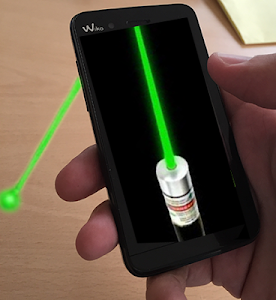 Simulator laser pointer screenshot 0