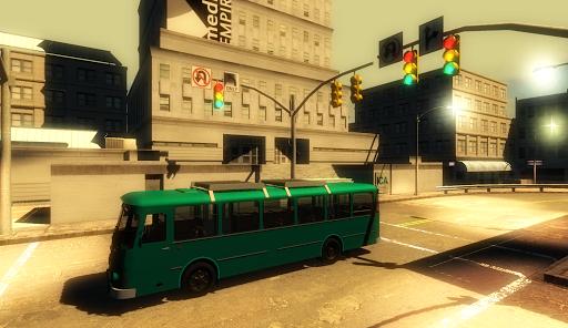 Реальный Симулятор Автобуса