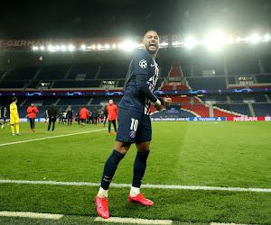 Dante s'enflamme pour le PSG et Neymar